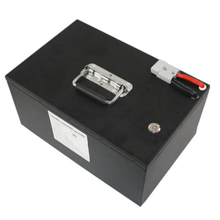 60V 60Ah LiFePO4 Lithium ion Battery Electric Ship Robotic AGV