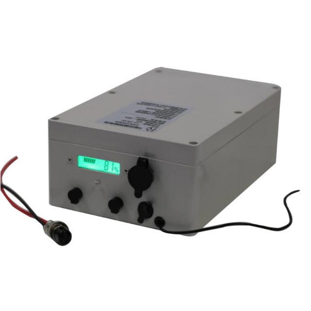 96V 50Ah LiFePO4 Power Battery LiFePo4 BMS with balancing function
